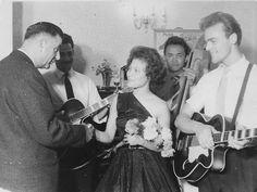 Lydia & The Melody Strings. Foto: archief Ben Steneker