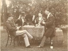 aam652  Gambling, Champagne People Having Fun, Black And White Photography, Vintage Black, The Twenties, Drinking, Have Fun, Champagne, Couple Photos, Hats