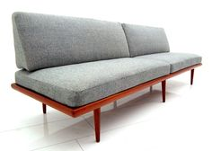 Fancy - Sofa by Peter Hvidt and Orla Molgaard Nielsen for France & Son, Denmark