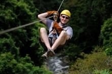 Bavaro Beach Excursions - Zip Lines Adventure