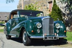 1953 Bentley R-Type