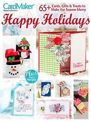 New in Card & Paper Crafts - Happy Holidays