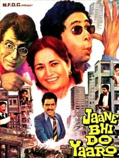 One of the biggest cult films made in India, the film highlighted the corruption issue faced by the country caused by the nexus between the politicians, bureaucrats & the capitalists. The film was a dark comedy which even today remains unexplored in India in the manner JBDY did...hats off to Kundan Shah and the entire cast specially the master of his art Naseeruddin Shah & the late Ravi Vaswani who played their characters with such finesse that was never seen again!