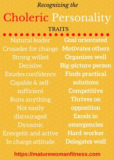 """From """"Temperament & Personality: The Four Temperaments - The Choleric,"""" Positive Traits Leadership Types, Leadership Quotes, Leadership Development, Teamwork Quotes, Personal Development, Intj Personality, Personality Psychology, Color Psychology, Fonts"""