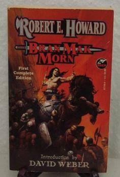 Bran-Mak-Morn-by-Robert-E-Howard-1996-Paperback #conanthebarbarian #conan #robertehoward #fantasyreads #BranMakMorn #CollectibleBooks #GoodRead