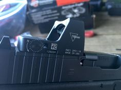 First Look: Glock 17 Modular Optic System (MOS), Glock 17 MOS Find our speedloader now!  http://www.amazon.com/shops/raeind