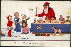 Archiv B277 Fröhliche Weihnachten, Poststempel Dresden, 24…   Flickr Fine Art Prints, Framed Prints, Canvas Prints, Dresden, Santas Workshop, Body Workshop, World Best Photos, 500 Piece Jigsaw Puzzles, Canvas Tote Bags
