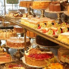 25 Bakeries Around The World You Have To See Before You Die  Demel bakery Vienna