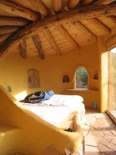 Спальня #casasecologicaseconomicas