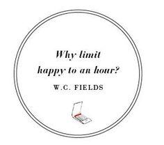 Yes, W.C. Fields, why? (via @Matchbook Magazine)