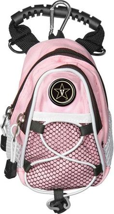 Vanderbilt Commodores - Mini Day Pack - Pink