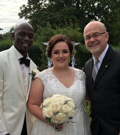 Reverend Dan Officiated Ana And Kevins Beautiful Wedding At Bellport Country Club I Would Be Long IslandWedding OfficiantKevin
