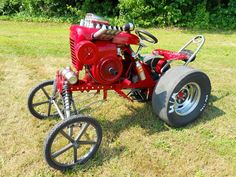 gasser tractor, too cool