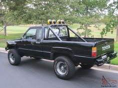 Back to the future 1986 Toyota Pickup 4X4