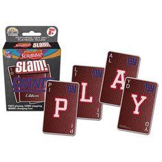 NFL Scrabble Slam New York Giants