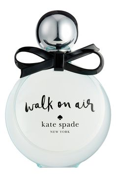 The light and airy scent of this Kate Spade eau de parfum is so refreshing.