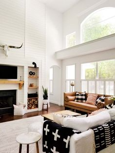Captivating Design*Sponge | A Texas Home Full Of Natural Light And Potential Living Room  Inspiration