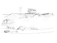 Le Corbusier sketch