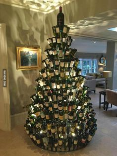 That's a Christmas tree.