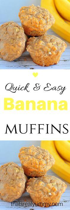 Healthy Sugar, Healthy Treats, Healthy Recipes, Sugar Free Baking, Sugar Free Treats, Allergy Free Recipes, Sugar Free Recipes, Free Food, Banana