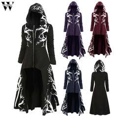 Plus Size Hoodies, Hooded Dress, Sweatshirt Dress, Punk Fashion, Plus Size Women, Plus Size Dresses, Hooded Sweatshirts, Casual Dresses, Clothes For Women