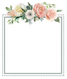Eye Shadow Art Flowers 27 Ideas For 2019 Deco Floral, Motif Floral, Floral Border, Flower Backgrounds, Wallpaper Backgrounds, Iphone Wallpaper, Flower Frame, Flower Art, Art Flowers
