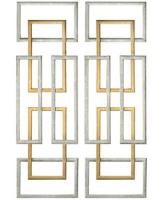 Looking for Uttermost Aerin 50 H Geometric Metal Wall Art Set 2 ? Check out our picks for the Uttermost Aerin 50 H Geometric Metal Wall Art Set 2 from the popular stores - all in one. Window Grill Design Modern, Grill Door Design, Railing Design, Gate Design, Design Design, Outdoor Metal Wall Art, Geometric Wall Art, Wall Art Sets, Metal Walls