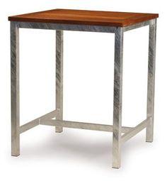 High top bar table