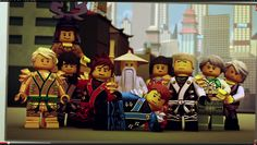 "This picture: Zane is like ""bask in my presence"", Jay's all like ""paint me like one of your French girls"", and Garmadon is.hiding, Kai is confused, Lloyd is sexy af Ninjago Kai, Ninjago Memes, Ninjago Party, Lego Ninjago, Fictional Heroes, Bae, Lego Movie, Love Pictures, Season 8"