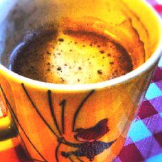 Morning coffe.