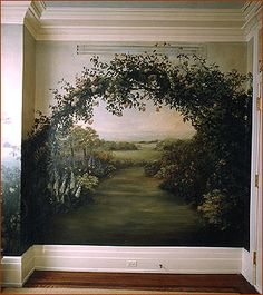 Pictures home murals