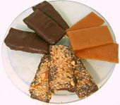 Classic English Toffee Candy Recipe