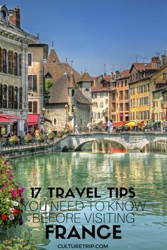 17 Travel Tips You Need To Know Before Visiting France|Pinterest: @theculturetrip
