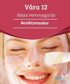 Våra 12 Bästa Hemmagjorda Ansiktsmasker För att en #ansiktsbehandling ska bli effektiv är det #viktigt att man känner till sin huds #egenskaper och typ: ifall den är torr, fet eller något mittemellan. Din hud kan reagera olika på #hemmagjorda ansiktsmasker beroende på vilken typ den är.