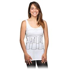 I Am A Stormtrooper Ladies' Tunic Tank | ThinkGeek