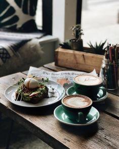 My Love Affair with Coffee