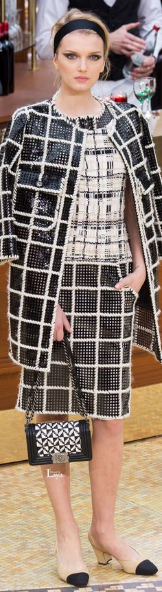 Chanel Fall Winter 2015-16 RTW
