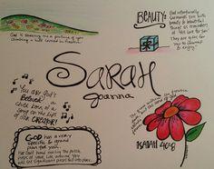 Prayer doodles