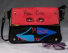 Seeing Is Believing by UniqueBeautyBags on Etsy