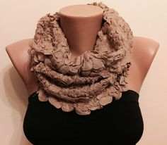 A personal favorite from my Etsy shop https://www.etsy.com/listing/188587579/50-saleinfinity-scarfmothers-day