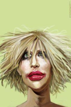 Ernesto Priego: Courtney Love