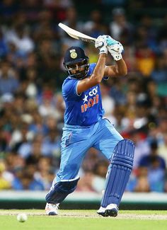 Rohit Sharma continued his brilliant run with the bat, stroking yet another half-century. He put on a 48-run stand with Shikhar Dhawan and followed it up with a 78-run stand with Virat Kohli (for the second wicket).