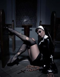 SEXY NUNS | ... of editing, Simon Bestwick & nuns, and the perfect Halloween viewing