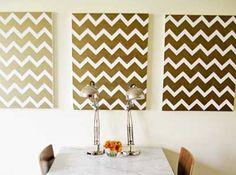 50 ideas DIY para decorar las paredes de casa. | Mil Ideas de Decoración
