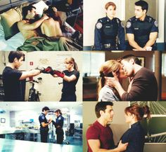 Sam x Andy | #Rookie Blue