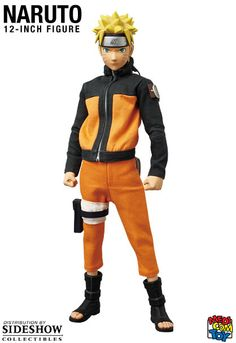 amazing anime figures | Amazing Hot Toys Figures » Blog Archive » Project BM! Naruto 12 Inch ...