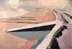 Paul Nash: The Shore (1923)