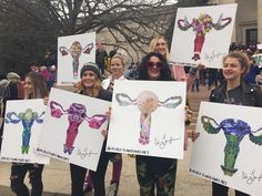 The Best Signs From the Women's March   The Daily Dot