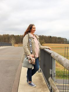 Beautiful Style: Outfit Post - Spring Layering