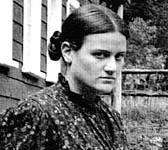 The Original Black Widow - Belle Gunness - Stay at Home Mum Belle Gunness, Macbeth Characters, Famous Serial Killers, What Is Evil, Natural Born Killers, Fly On The Wall, Victorian Life, Ted Bundy, Two Daughters